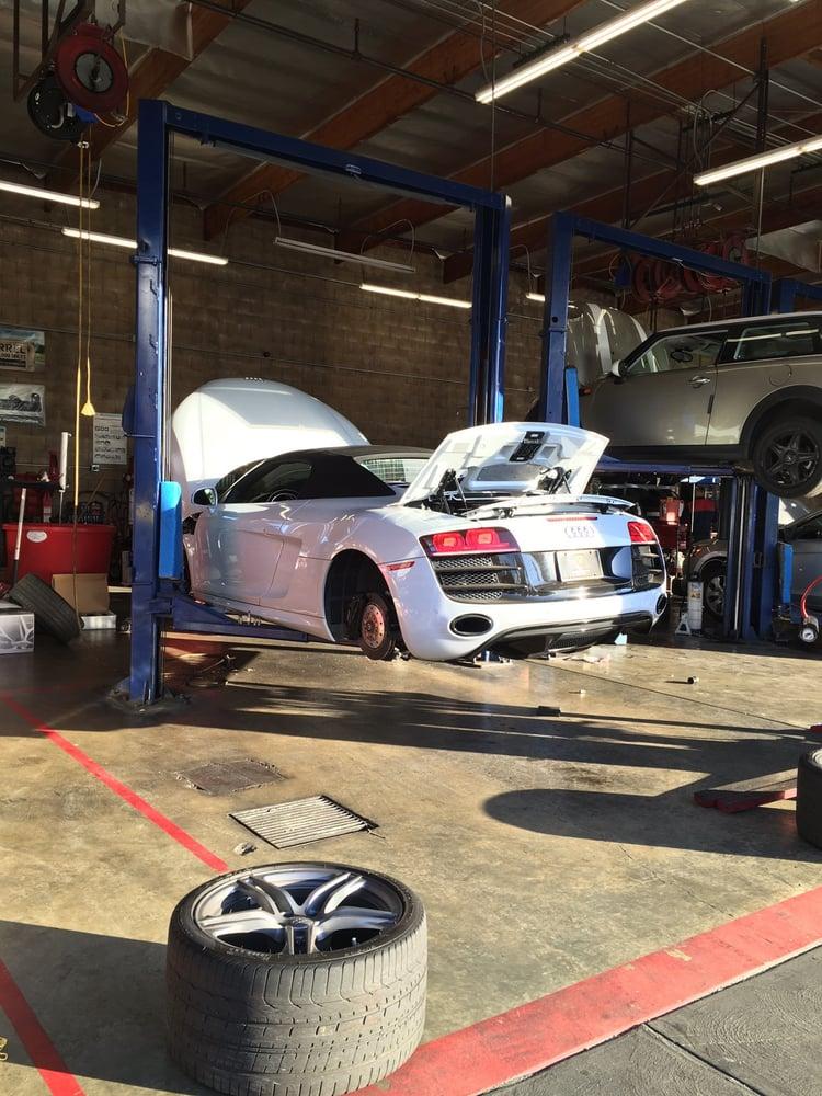 auto body shop burbank