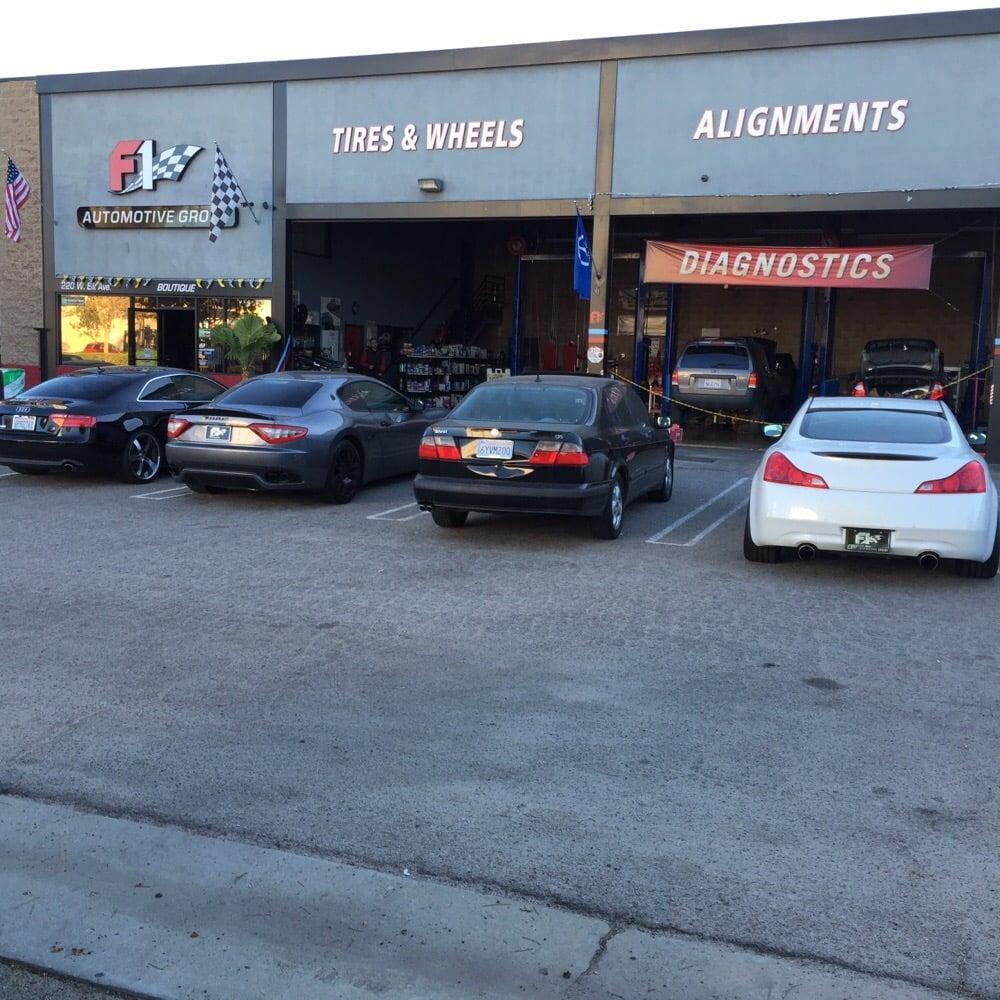 full service auto repair acura