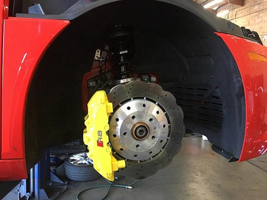 brake upgrades glendale burbank