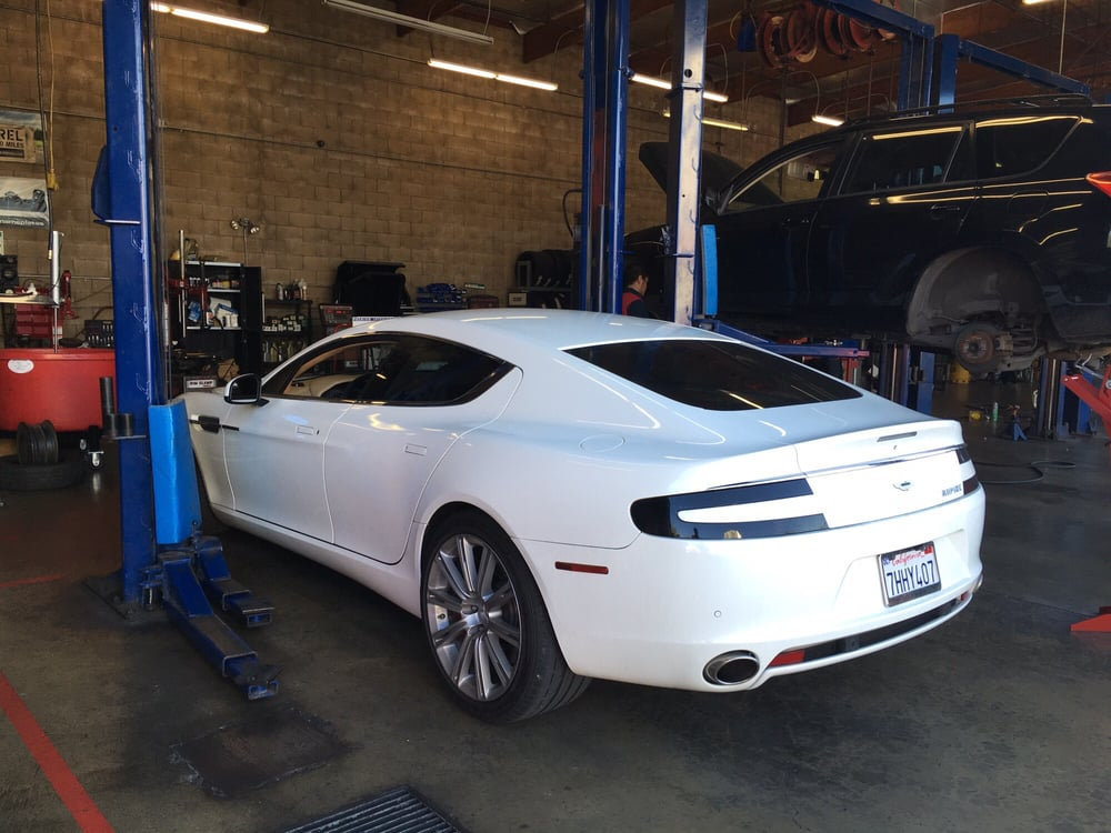 auto body shop burbank