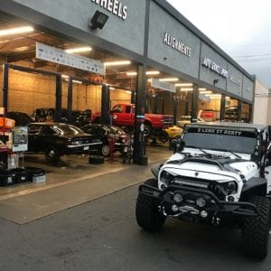 off road modifications los angeles